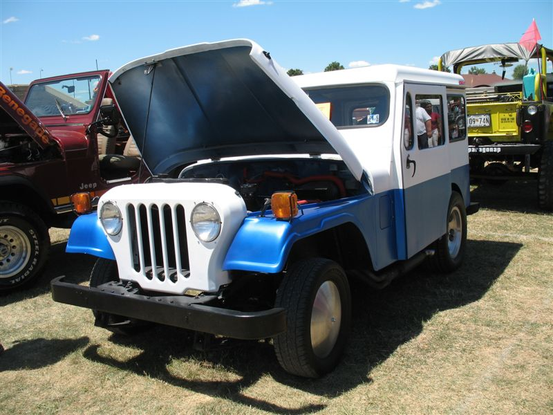 In The Weeds Dj 5 2007 Pa Jeep Show Favorite 225 V6