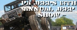 PA Jeeps All Breed Jeep Show 2008