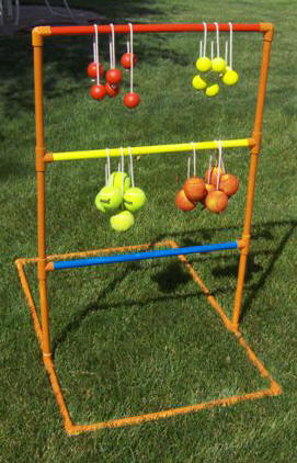 Ladder Golf Game plans