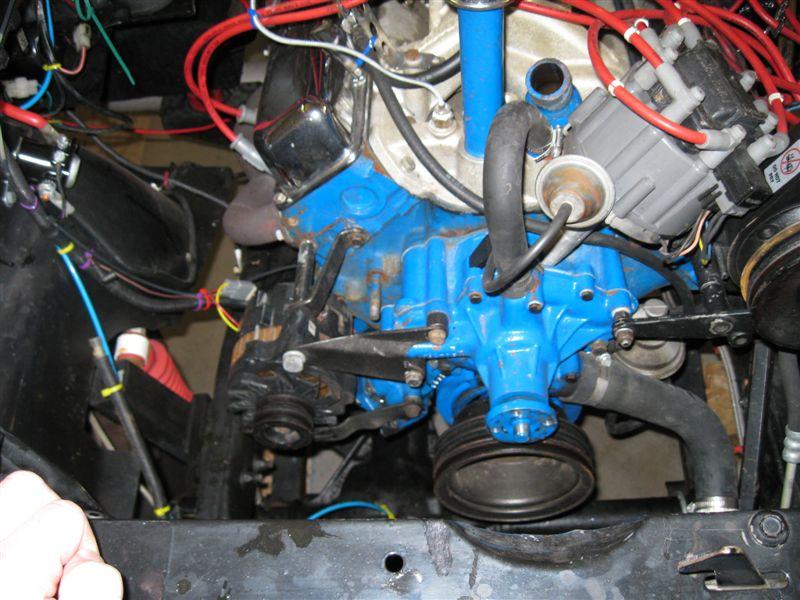 High Performance Jeep Amc V8 Tuff Dawg Crate Engine Cj