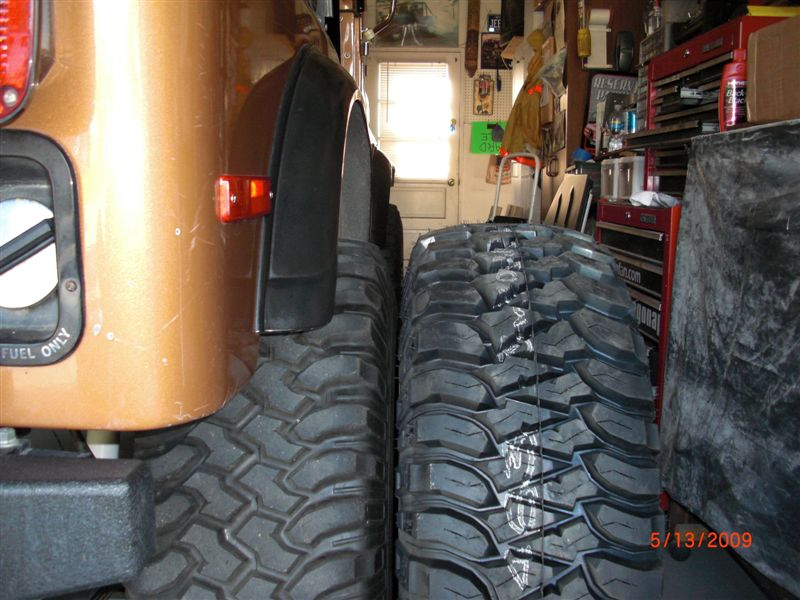 widetrack radial baja tires