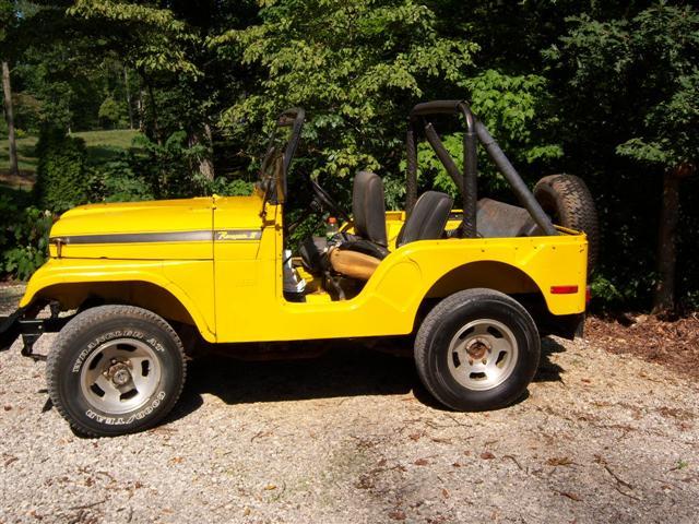 Tom S 1971 Jeep Cj 5 Renegade Ii Jeepfan Com