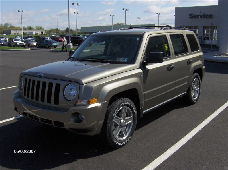 Jeep Patriot Review and Test Drive