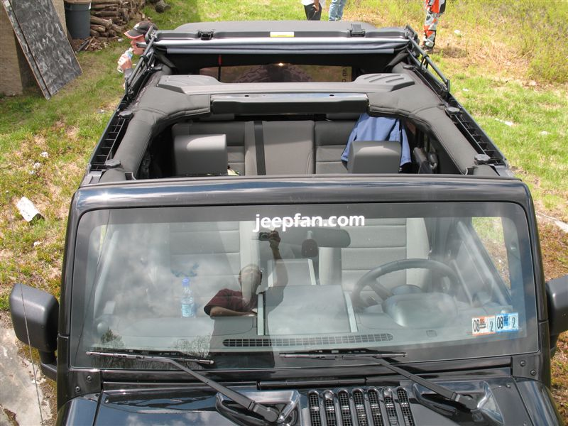 Jeep Wrangler Jk Trail Review Interior Exterior Features Jeepfan Com