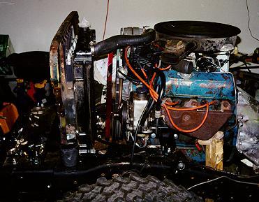 Jeep Cj Parts >> Jeep Engine Swaps, Conversion Buick V6