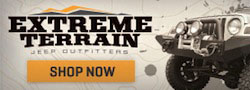 ExtremeTerrain - Aftermarket Jeep Parts
