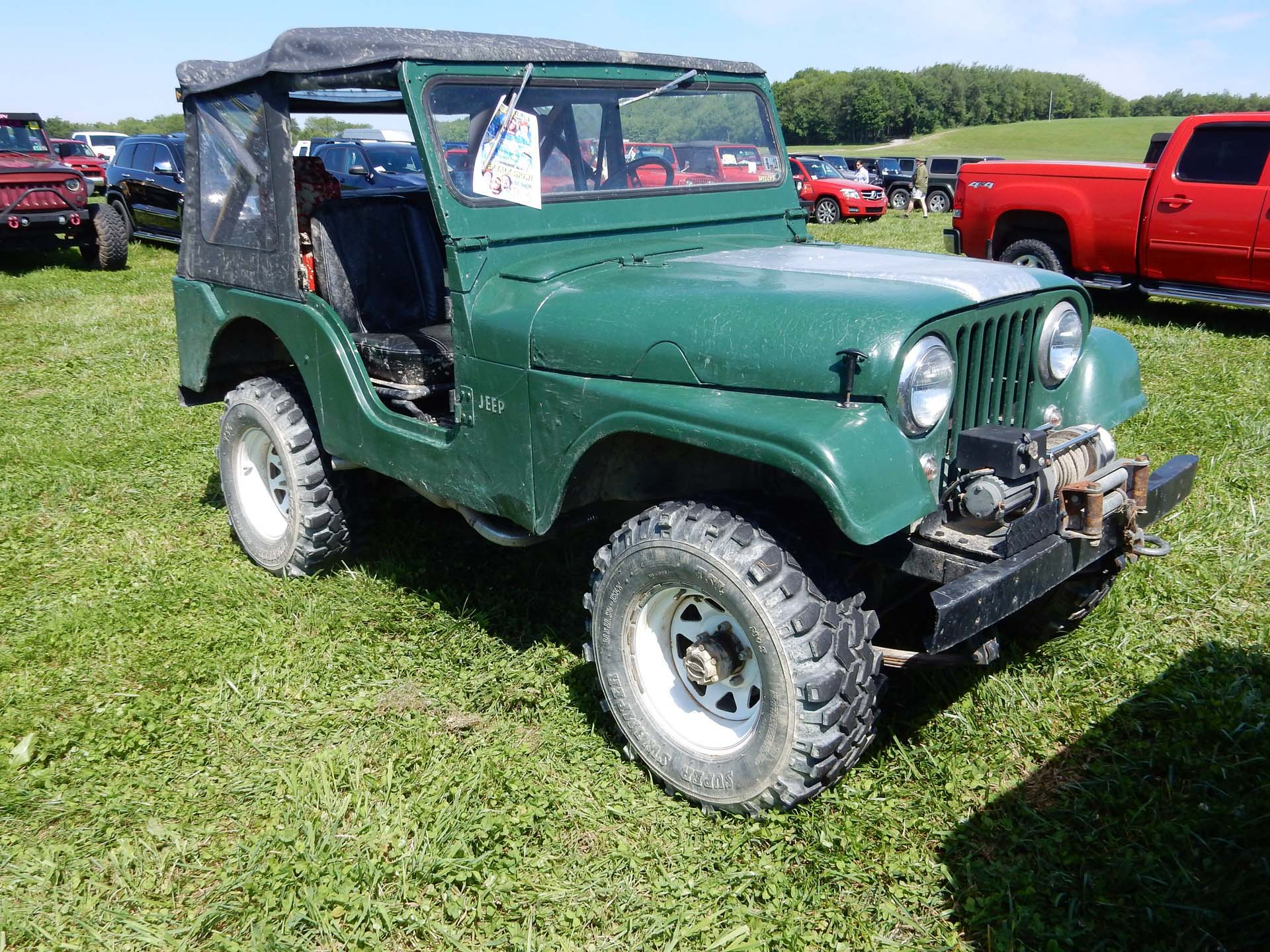 It s like a Mr. Potato Head for adults : Jeep festival rolls through Bantam jeep festival photos
