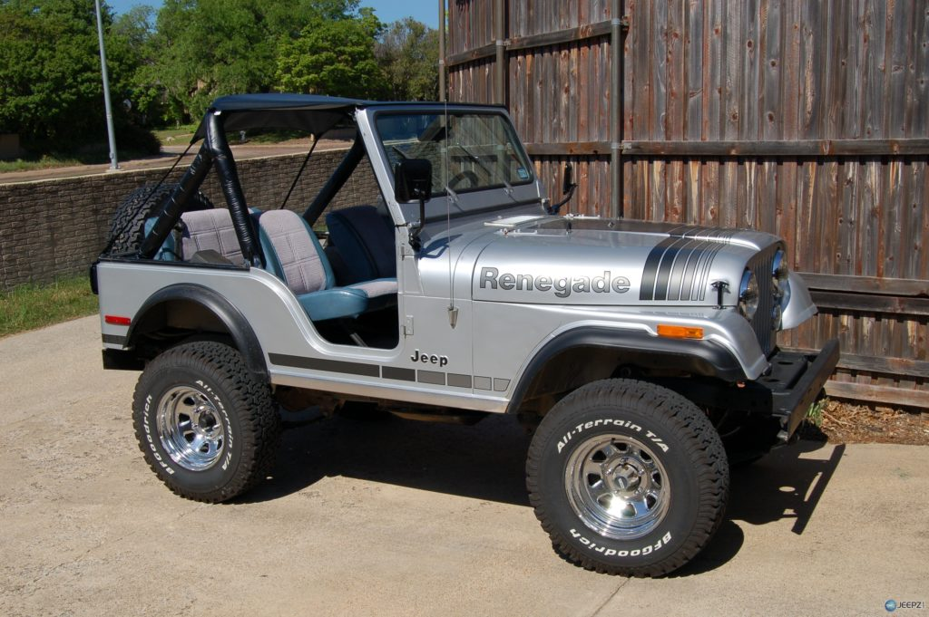Jeep Spotters Guide Identify A Jeep Cj 5 Cherokee Cj 7 M38