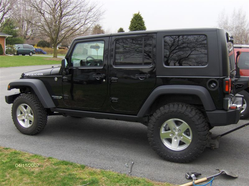 Will 35 S Fit On My Jk Wrangler With Stock Rims Toyo Open