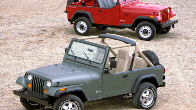 Wrangler Jeep Inside >> Decoding 1987 to 1995 Jeep Wrangler YJ VIN Numbers | jeepfan.com