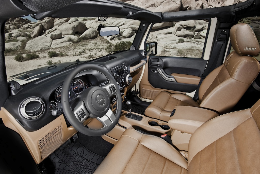 Jeep Broadens Wrangler Lineup With New Mojave Special