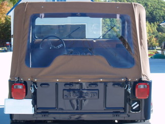 1977 CJ-5 with Tailgate