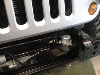 2012 Wrangler Frame Pump Stock