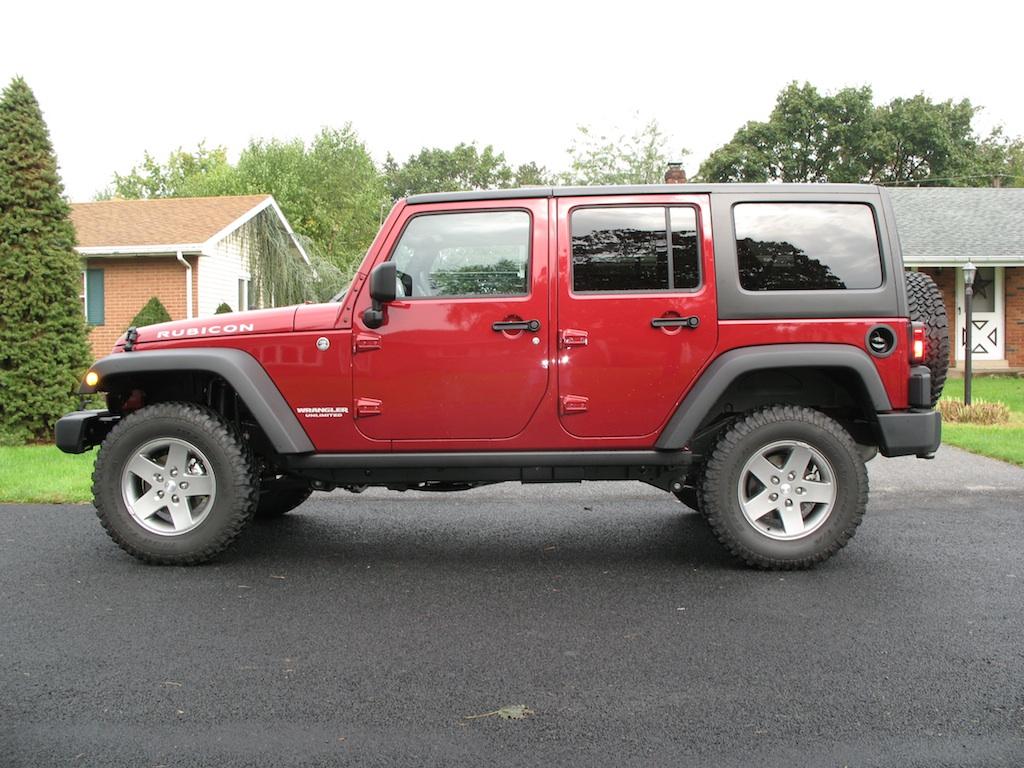 Jeep Rubicon Gas Mileage ... Wrangler Duratrac 285/70R17 Tires for Jeep Wrangler | jeepfan.com
