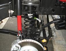 Teraflex Wrangler JK Leveling Kit Installation – Part 2