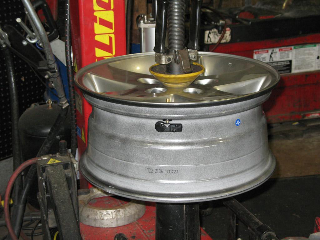 Goodyear Wrangler Duratrac 285/75R17 Tires Installed ...