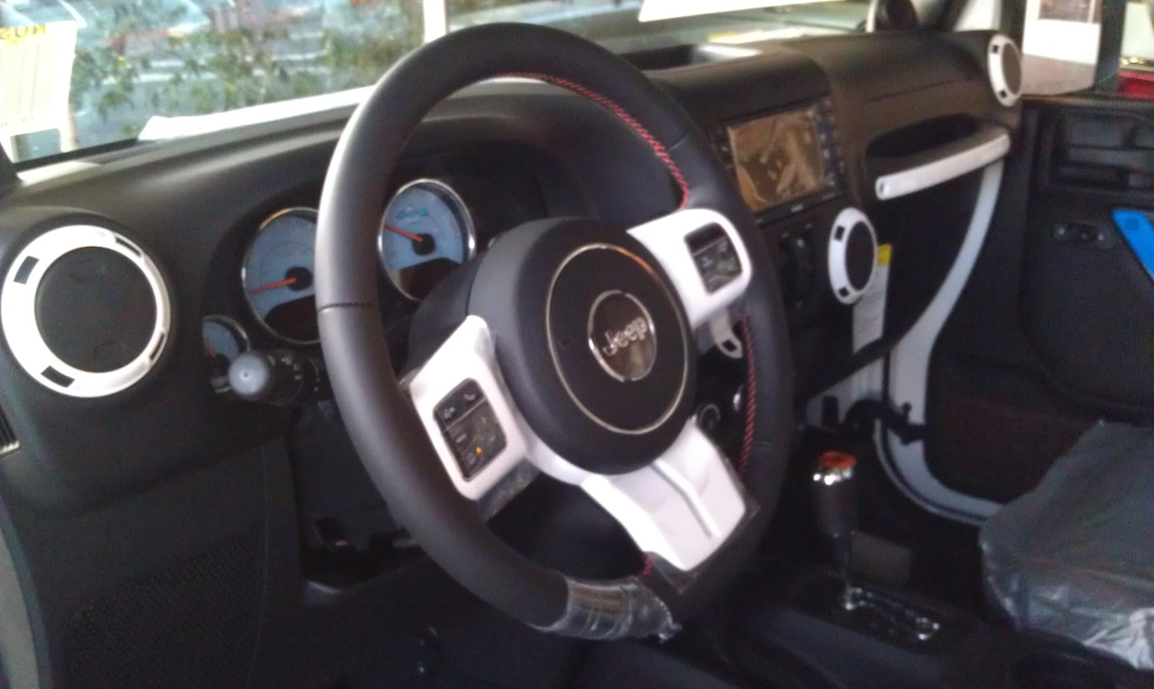 2012 Jeep Wrangler Arctic Edition Special Model Jeepfan Com