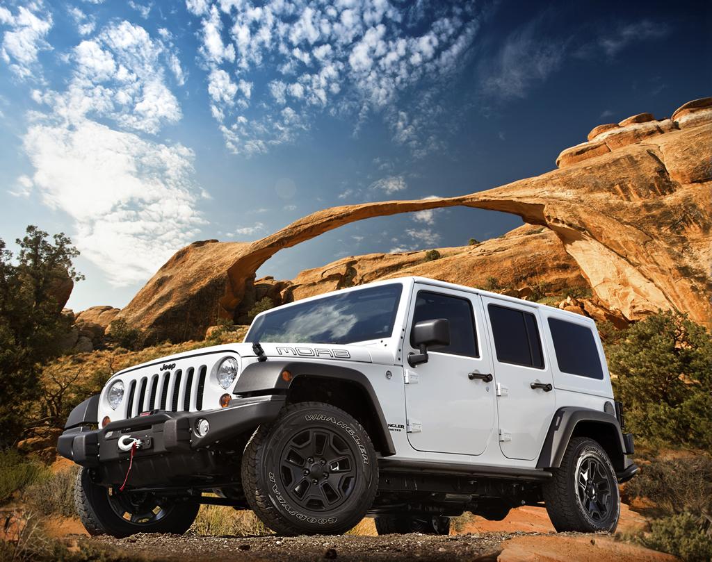2013 Jeep Wrangler Moab Special Edition Jeepfan Com