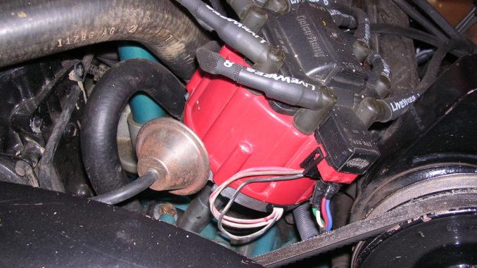 gm hei distributor conversion for an amc v8 jeepfan com most