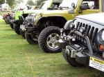 PA Jeeps 18th Annual All Breeds Jeep Show Pictures