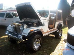 Andy's 1986 CJ-7 Laredo