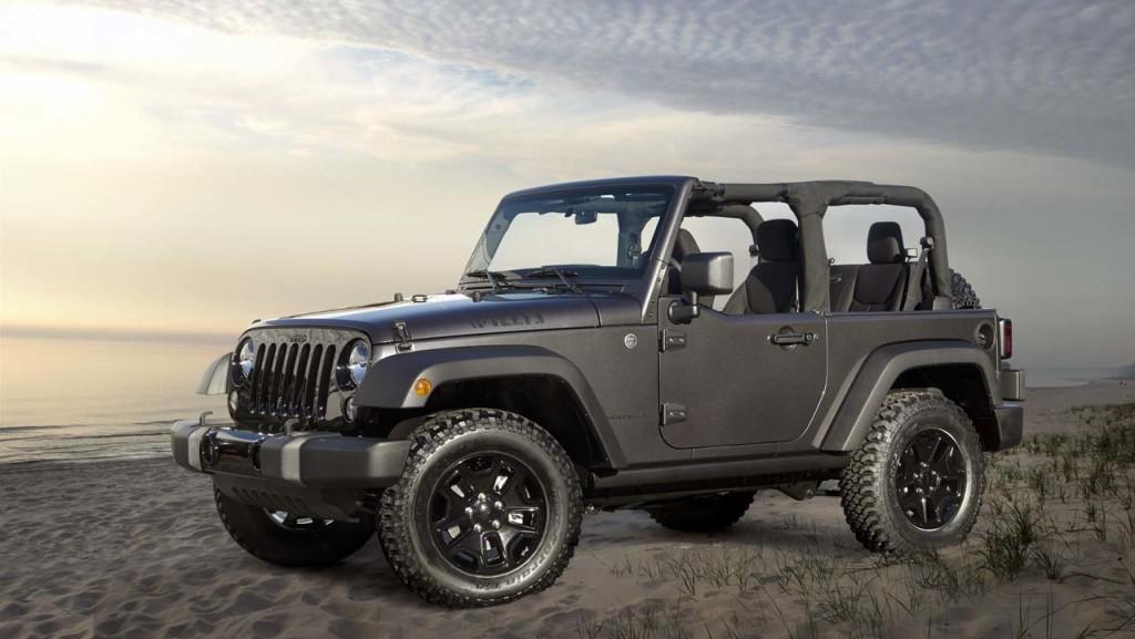 Jeep Wrangler Grill >> 2014 Jeep Wrangler Willys Special Edition | jeepfan.com