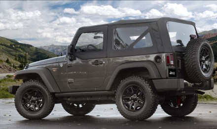 2014 Jeep Wrangler Willys Special Edition