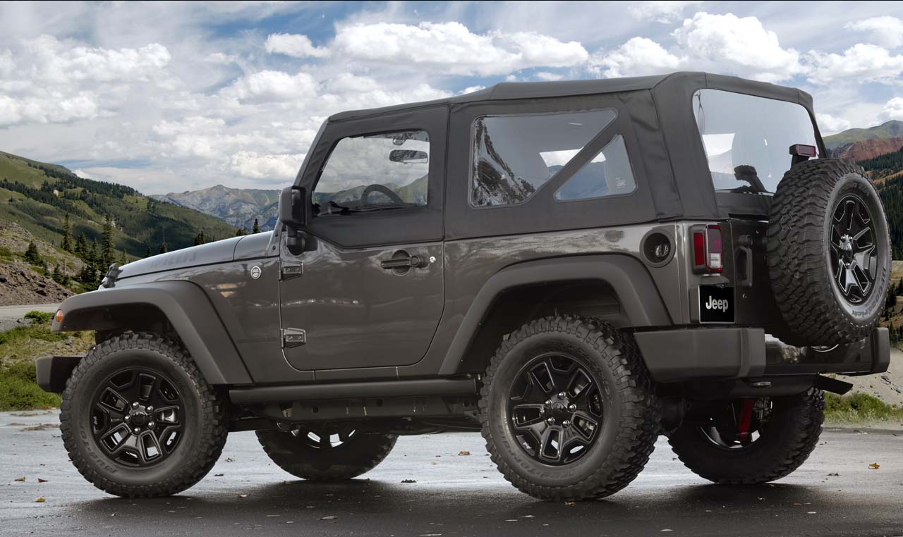 2014 Jeep Wrangler Willys Special Edition Jeepfan Com