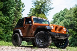 Jeep Wrangler - Full