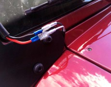 Wrangler JK Light Bar Installation – Wiring
