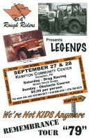 County Line 4x4 Legends Tour 2014