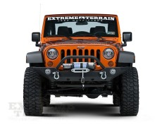 Barricade Trail Force HD Front Bumper Install