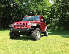 Barricade Trail Force HD Front Bumper Install – Part 3