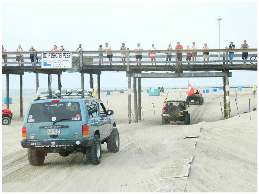 5th Annual Ocean City Jeep Week Rocks The Beach Jeepfan Com
