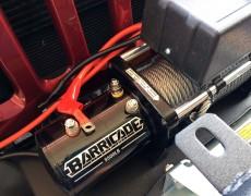 Barricade 9500lb Winch Install
