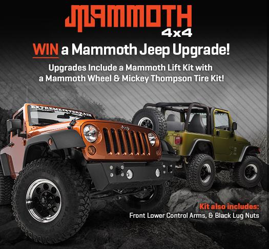 Mammoth4x4