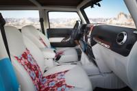 Jeep® Chief Concept Interior