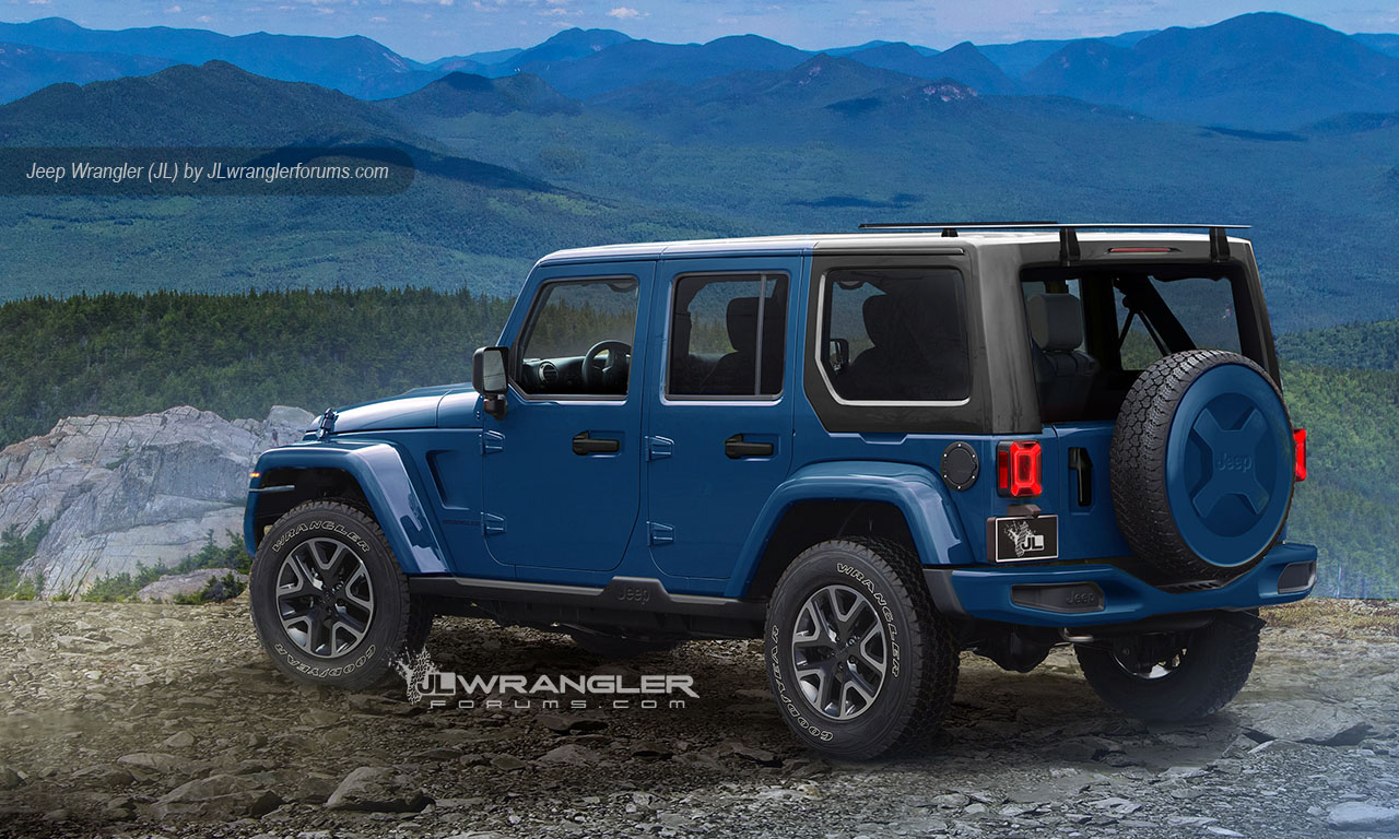 The New Jeep Wrangler Pickup >> 2018 Jeep Wrangler – What We Know | jeepfan.com