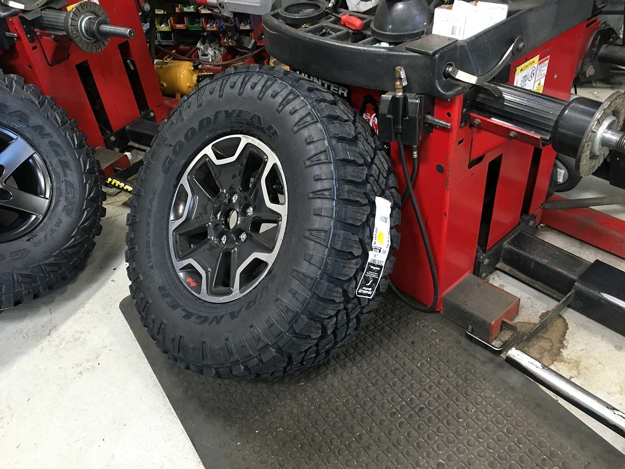 tire hookup Getting the rear tires to really bite and gain maximum traction is divided how to hook & launch: traction mods for street & strip popular sign up for our.