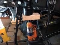 Bumpstop Spacer Installation