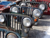 PA Jeeps All Breeds Jeep Show 2016