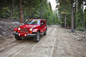 2017 Jeep® Wrangler Unlimited Sahara