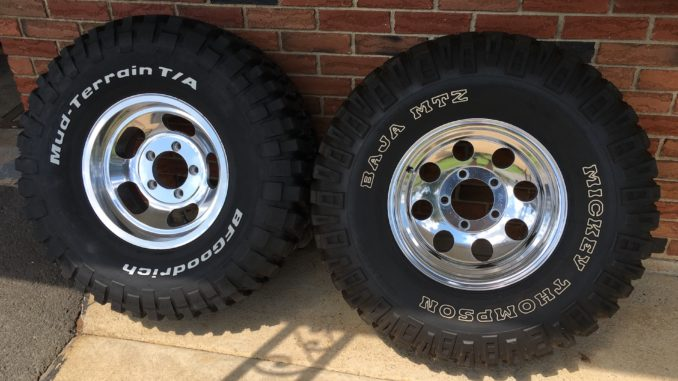 22 Inch Tires >> Jeep Wheels Fitment Guide, Spacers, Adapters, CJ, YJ, TJ, JK | jeepfan.com