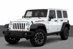 2017 Jeep Wrangler Rubicon Hard Rock