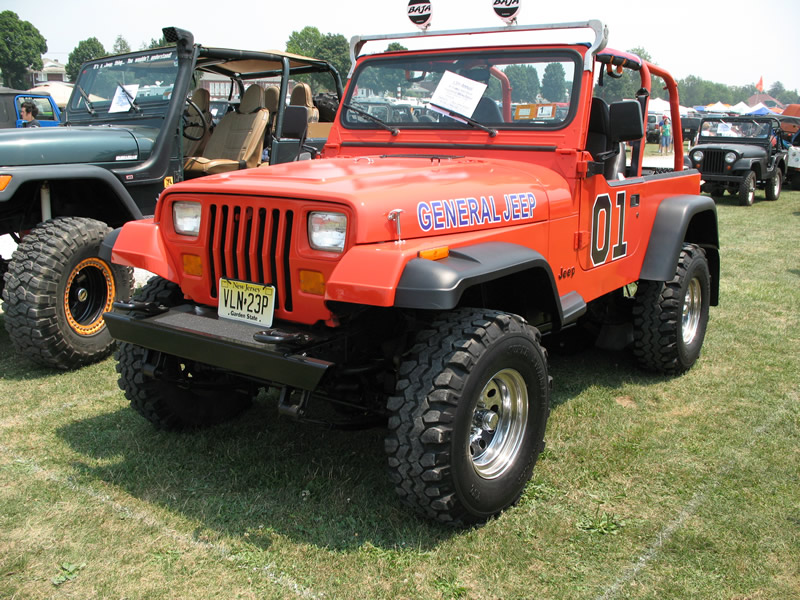 PA Jeeps 13th Annual All Breeds Jeep Show Favorites | jeepfan.com