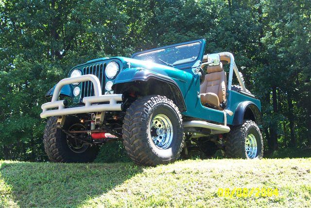 rich s 84 cj 7 frame up restoration jeepfan com rh jeepfan com Jeep CJ Restoration Jeep CJ7 4 Inch Lift