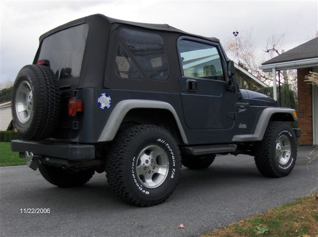 1997 Jeep Wrangler Lift Kit >> Installing a Skyjacker 2″ Lift on a Jeep Wrangler TJ – Part 2 | jeepfan.com