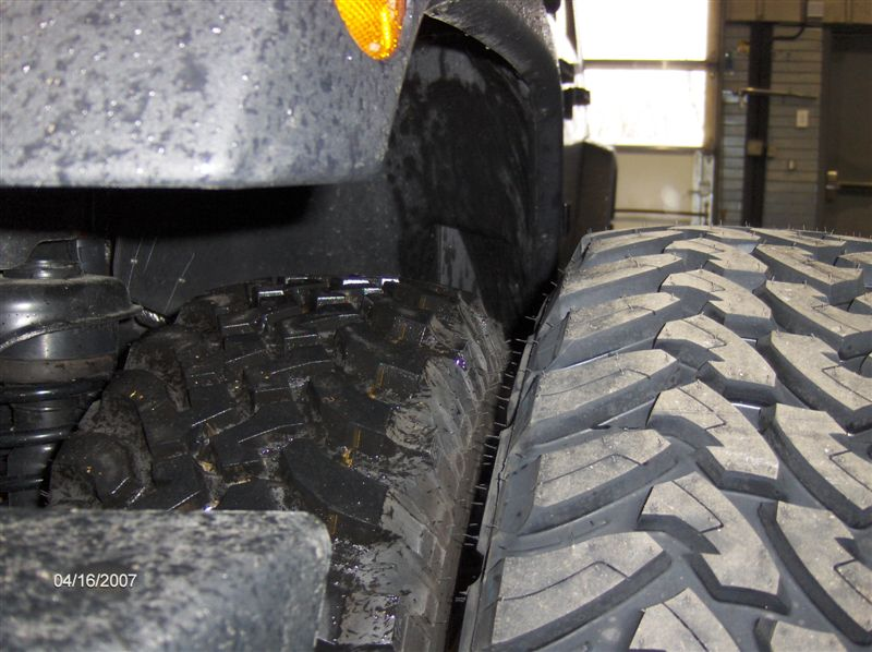 Tire Size Meaning >> Toyo Open Country M/T Tires, 295/70R17, JK Wrangler | jeepfan.com