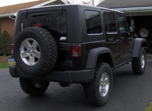 Jeep Wrangler Wheel Spacers >> Toyo Open Country M/T Tires, 295/70R17, JK Wrangler