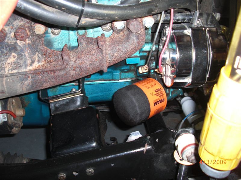 Wiring An Electric Fuel Pump With A Pressure Switch Truck